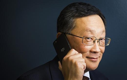 Джон Чен считает, что BlackBerry «вышла из опасной зоны»