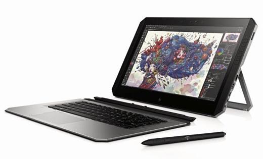HP ZBook x2 — рабочая станция в формате «2-в-1»