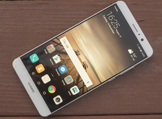 Huawei обновит Mate 9 и P10 до Android 8.0 Oreo