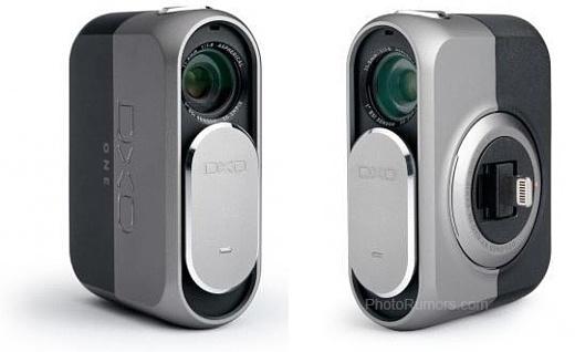 DxO выпустила съемную камеру для Android-девайсов