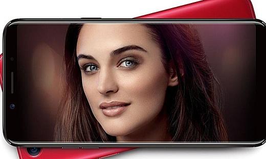 Утечка: Oppo F5 получит двойную 12 Мп камеру для селфи