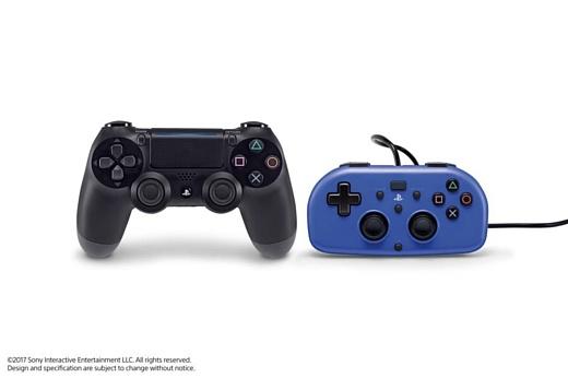 Sony выпустила геймпад для людей с маленькими руками