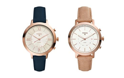 Fossil представила компактные умные часы Q Neely и Q Jacqueline