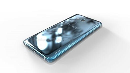 В сеть попали рендеры HTC U11 Plus