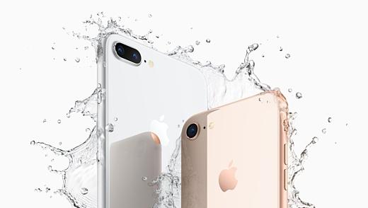 Слух: Apple вдвое сократила заказы iPhone 8
