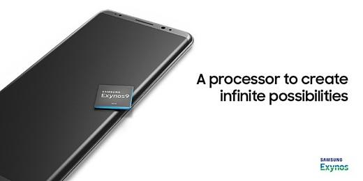 Новый чипсет Exynos получит сопроцессор для работы с ИИ