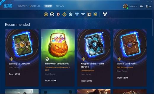 Blizzard добавила в Battle.Net новые социальные функции