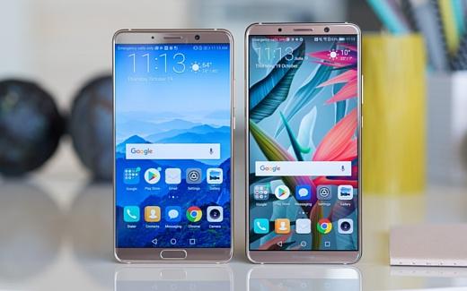 В 2017 Huawei продала больше 100 млн смартфонов