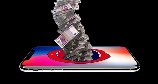 Средняя цена смартфонов в III квартале 2017 выросла на 7%