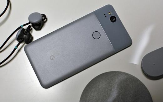 Google занялась расследованием проблем со звуком динамика Pixel 2