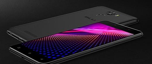 BLU представила бюджетный смартфон Vivo 8L