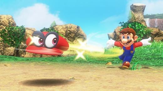 Критики назвали Super Mario Odyssey одной из лучших игр в истории