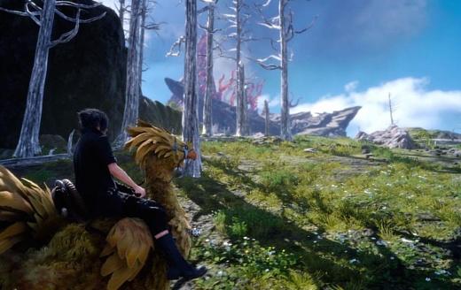 Объявлены системные требования ПК-версии Final Fantasy XV