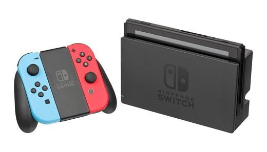 Nintendo продала больше 7.6 млн консолей Switch