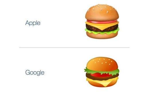 Google пообещала исправить положение сыра в эмодзи с бургером