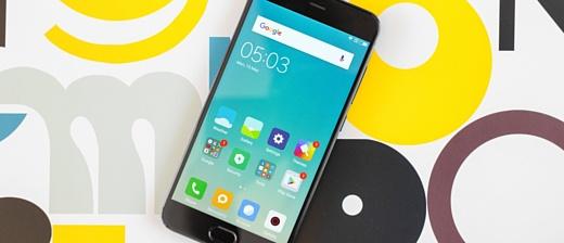 Xiaomi начала обновлять до MIUI 9 флагманский Mi 6