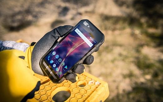 S41 — новый защищенный смартфон Cat