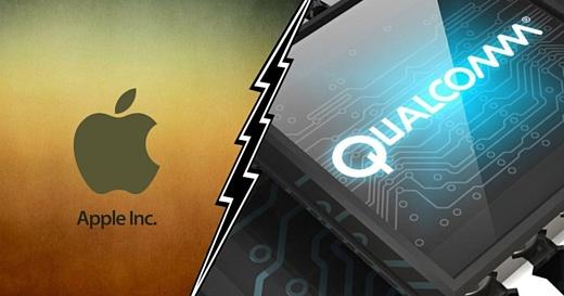 Apple перестанет использовать модемы Qualcomm в 2018 году