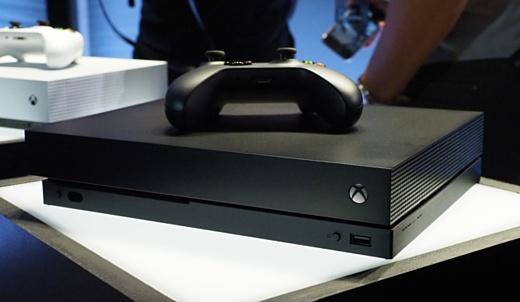 На старте Xbox One X получит около 70 улучшенных для разрешения 4К игр