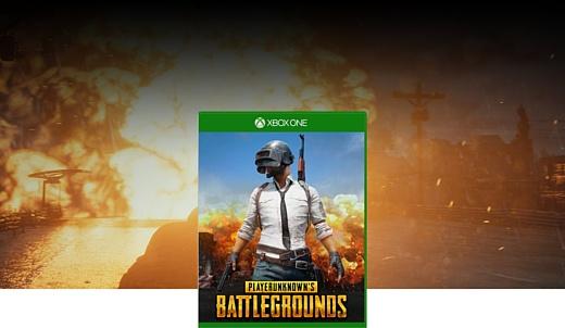 Названа дата выхода PlayerUnknown's Battlegrounds на Xbox
