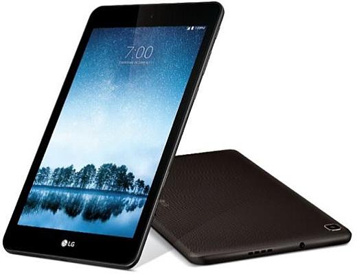 LG выпустила недорогой планшет G Pad F2 8.0