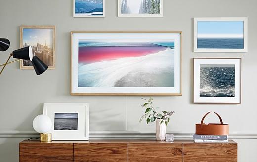 Samsung пополнила линейку телевизоров The Frame 43-дюймовой моделью