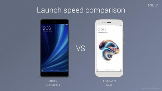 Xiaomi выпустила MIUI 9
