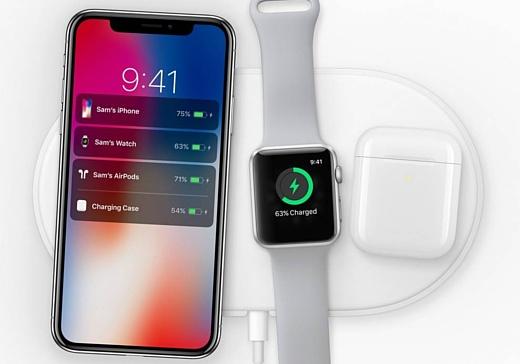 Беспроводное зарядное устройство Apple обойдется в $200