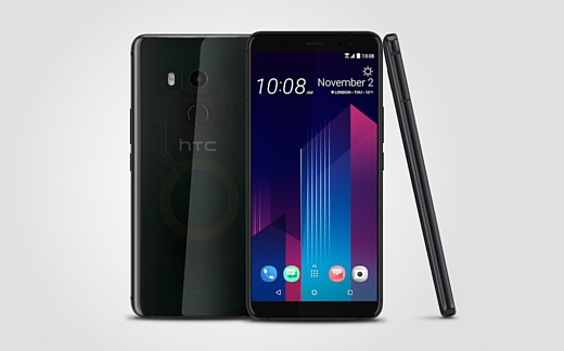 U11+ — новый «безрамочный» флагман HTC