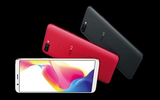 Oppo анонсировала флагманский смартфон R11s