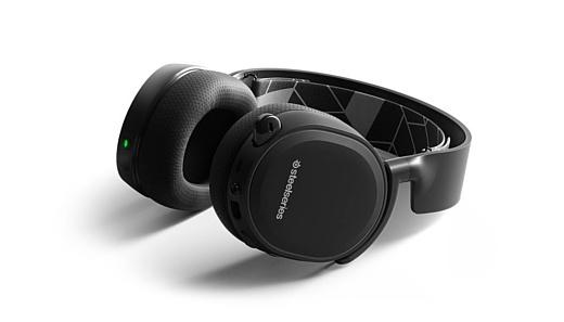 SteelSeries анонсировала беспроводную гарнитуру Arctis 3 Bluetooth