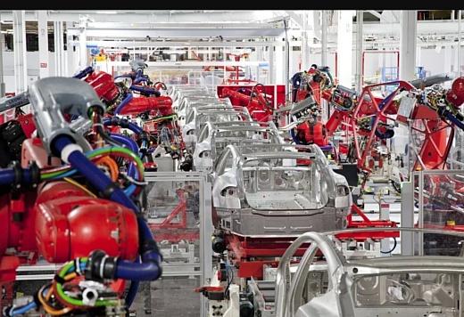 Tesla купила компанию Perbix, которая занимается заводским оборудованием