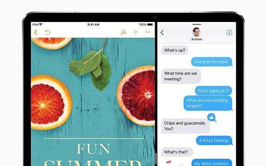 Слух: в iPad 2018 года появится Face ID