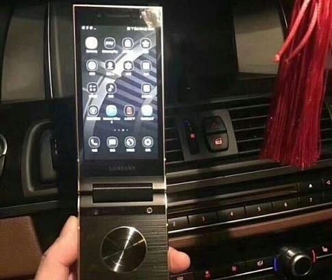 В сеть попали первые фотографии «раскладушки» Samsung W2018