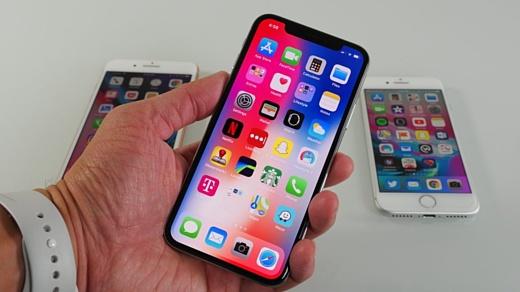 Владельцы iPhone X пожаловались на «тормоза» экрана на холоде