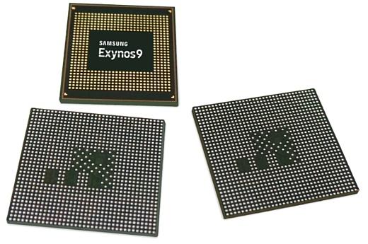 Samsung показала новый топовый мобильный чипсет Exynos 9810