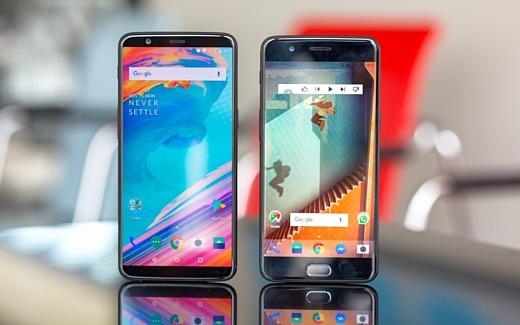 OnePlus официально представила топовый смартфон 5T