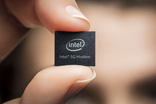 Неофициально: Apple и Intel разрабатывают 5G-модем для будущих iPhone