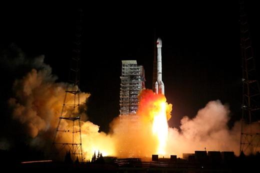 Китай подумывает о запуске космического корабля с ядерным двигателем