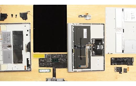 Эксперты iFixit поставили Surface Book 2 «кол»