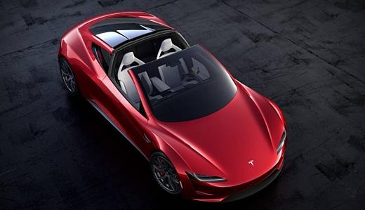 Топовая версия Tesla Roadster будет разгоняться еще быстрее