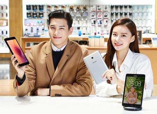 Samsung выпустила планшет Galaxy Tab A с поддержкой Bixby