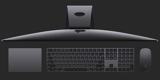 Слух: новый iMac Pro получит сопроцессор A10 Fusion для работы с Siri