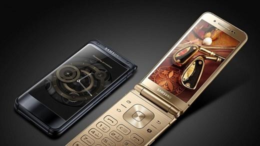 Samsung анонсирует «раскладушку» W2018 1 декабря