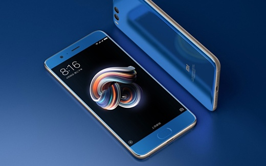 Xiaomi выпустила более дешевую версию Mi Note 3