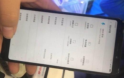 Опубликовано первое «живое» фото Xiaomi Redmi Note 5