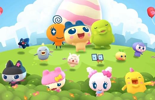 Bandai Namco выпустит официальную мобильную игру Tamagotchi