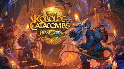 Hearthstone: Kobolds and Catacombs выпустят 7 декабря