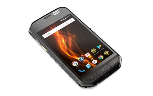 Cat представила компактный защищенный смартфон S31