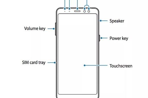 Новые Samsung Galaxy A8 и A8 Plus получат двойные камеры для селфи